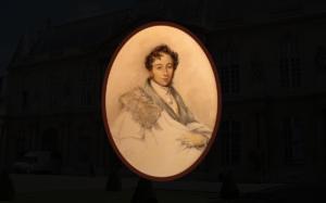Art, Histoire & Généalogie: Arrêt sur image. Numa Charles de Nonjon représenté par Candide Blaize (1794-1849)